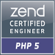 Zend PHP5 Certified Engineer